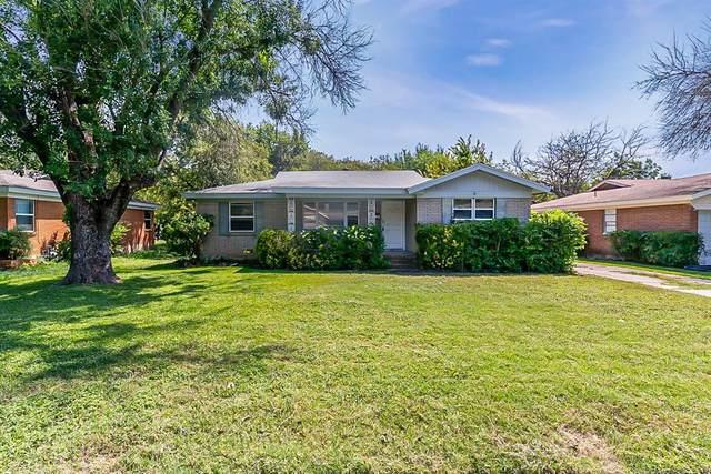 3512 Garwood Drive, North Richland Hills, TX 76117 (MLS #14655943) :: Real Estate By Design