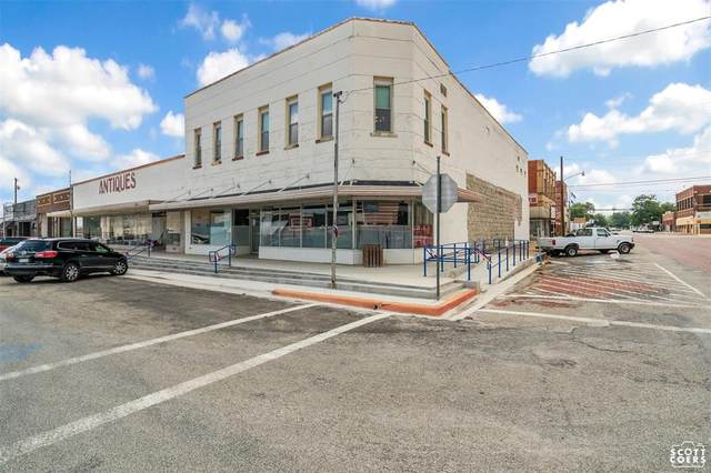 200 S Commercial . Avenue, Coleman, TX 76834 (#14655954) :: Homes By Lainie Real Estate Group