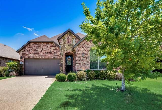 806 Ruffian Way, Fate, TX 75087 (MLS #14655974) :: Russell Realty Group
