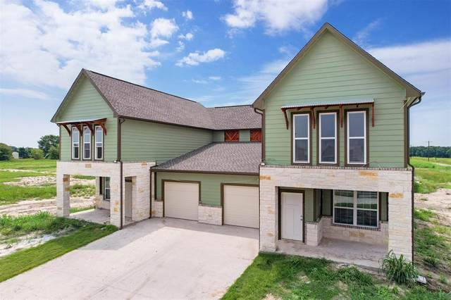 206 Perch Drive, West Tawakoni, TX 75474 (MLS #14655987) :: Real Estate By Design