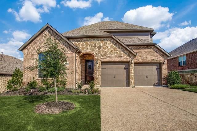 4024 Crowe Lane, Mckinney, TX 75071 (MLS #14656023) :: All Cities USA Realty