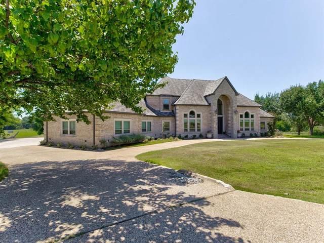 129 Kortney Drive, Hudson Oaks, TX 76087 (MLS #14656033) :: Real Estate By Design