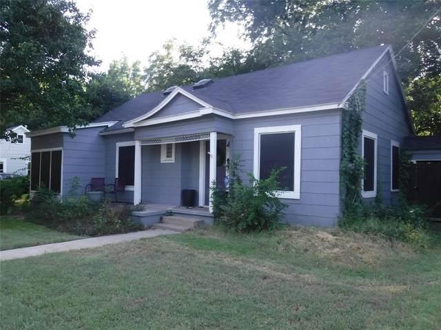 825 Anna Street, Denton, TX 76201 (MLS #14656041) :: The Mauelshagen Group