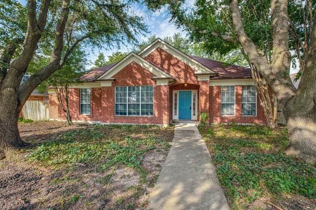 1213 Woodthorpe Drive, Mesquite, TX 75181 (MLS #14656062) :: Maegan Brest   Keller Williams Realty