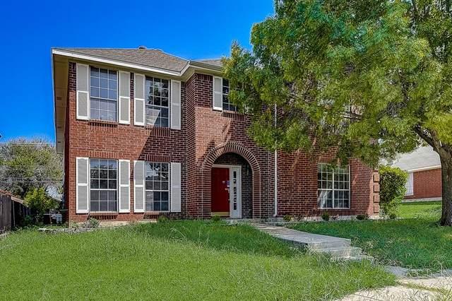 1415 Sutton Drive, Carrollton, TX 75006 (MLS #14656130) :: Real Estate By Design