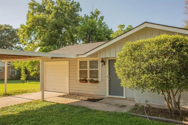 1504 Primrose Lane, Cisco, TX 76437 (MLS #14656138) :: Real Estate By Design
