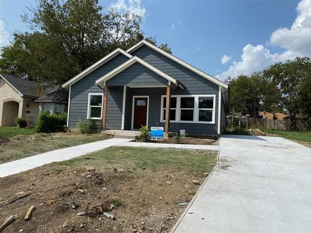 1115 E Cantey Street, Fort Worth, TX 76104 (MLS #14656142) :: The Chad Smith Team