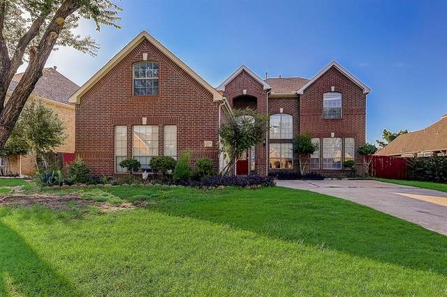 2819 Butterfield Stage Road, Highland Village, TX 75077 (MLS #14656147) :: Real Estate By Design