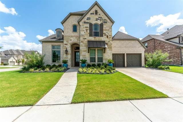 821 Greenbriar Lane, Prosper, TX 75078 (MLS #14656169) :: Craig Properties Group