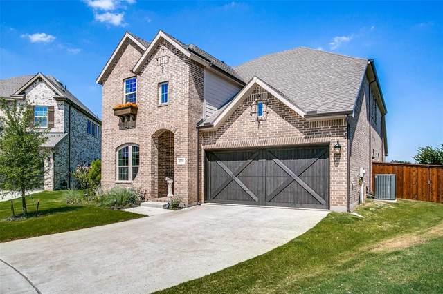 4990 Stornoway Drive, Flower Mound, TX 75028 (MLS #14656211) :: Real Estate By Design