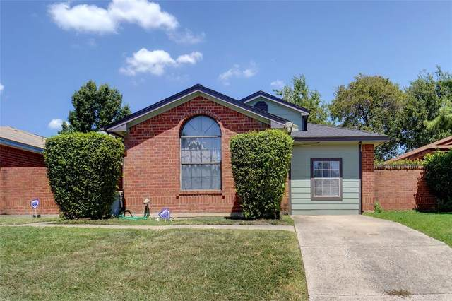 4713 Poppy Drive E, Fort Worth, TX 76137 (MLS #14656216) :: Russell Realty Group