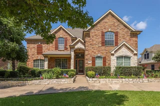 9713 Shoal Creek Drive, Rowlett, TX 75089 (MLS #14656230) :: Craig Properties Group