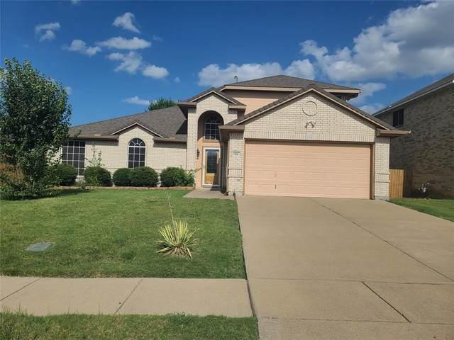 901 Brair Run Drive, Mansfield, TX 76063 (MLS #14656245) :: Premier Properties Group of Keller Williams Realty
