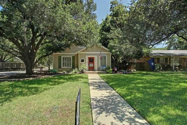 215 Forrest Avenue, Cleburne, TX 76033 (MLS #14656258) :: Maegan Brest | Keller Williams Realty