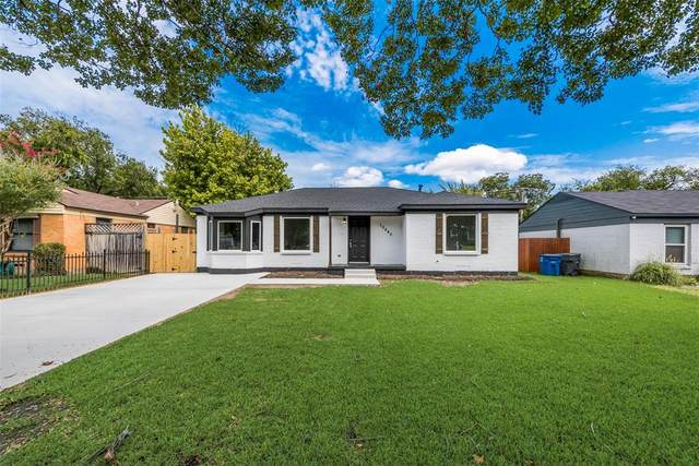 10440 Desdemona Drive, Dallas, TX 75228 (MLS #14656281) :: Maegan Brest | Keller Williams Realty