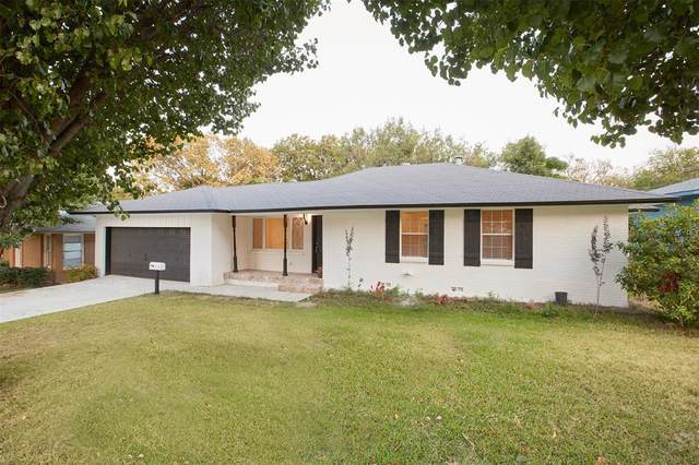 4833 Overton, Fort Worth, TX 76133 (MLS #14656283) :: Russell Realty Group