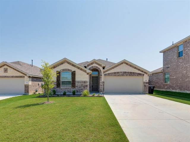 305 Saguaro Drive, Fort Worth, TX 76052 (MLS #14656310) :: Maegan Brest | Keller Williams Realty