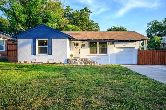 3826 Lenel Drive, Dallas, TX 75220 (MLS #14656331) :: The Property Guys