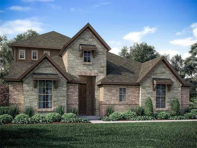1924 Monteverde Court, Burleson, TX 76028 (MLS #14656349) :: All Cities USA Realty