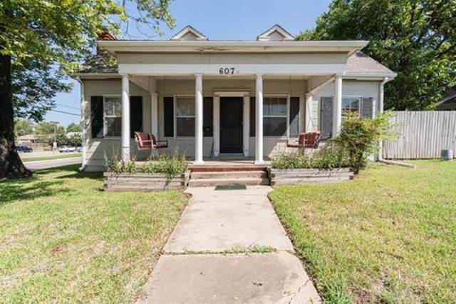 607 Clarksville Street, Paris, TX 75460 (#14656404) :: Homes By Lainie Real Estate Group