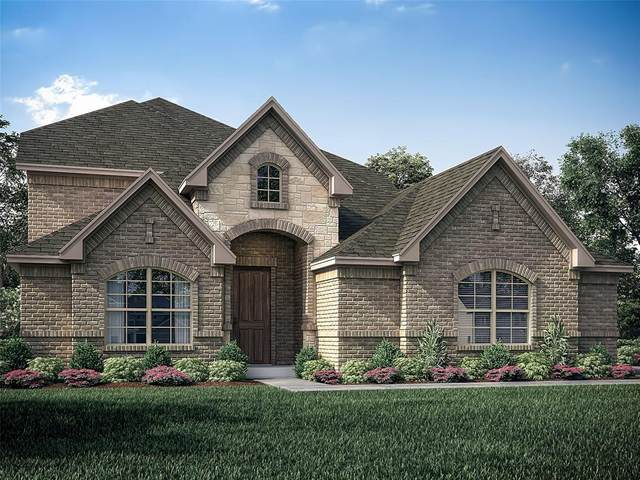 1925 Monteverde Court, Burleson, TX 76028 (MLS #14656421) :: All Cities USA Realty