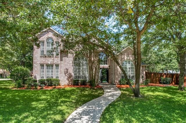 1616 Spinnaker Lane, Azle, TX 76020 (MLS #14656437) :: Real Estate By Design