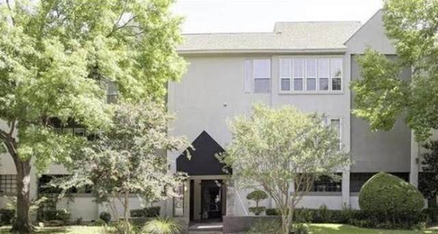 4104 N Hall Street #223, Dallas, TX 75219 (MLS #14656445) :: Robbins Real Estate Group