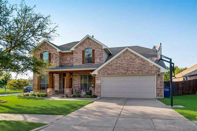 522 Fairland Drive, Wylie, TX 75098 (MLS #14656461) :: Real Estate By Design