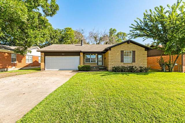 3533 Gray Drive, Mesquite, TX 75150 (MLS #14656473) :: Real Estate By Design