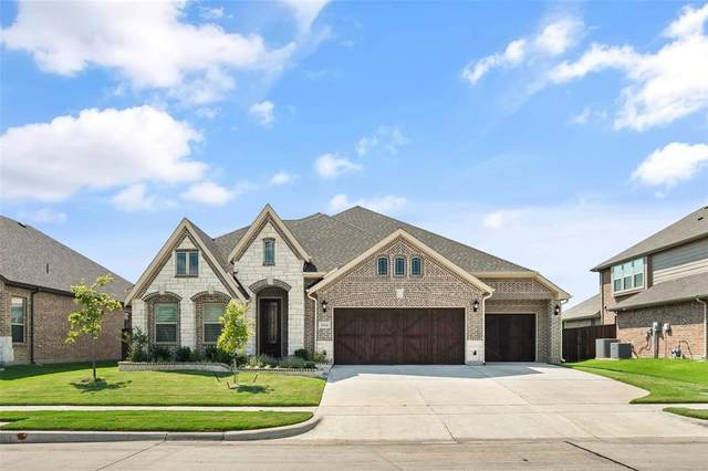 804 Providence, Wylie, TX 75098 (MLS #14656526) :: Russell Realty Group