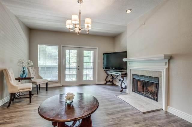 8550 Fair Oaks Crossing #103, Dallas, TX 75243 (MLS #14656577) :: Robbins Real Estate Group