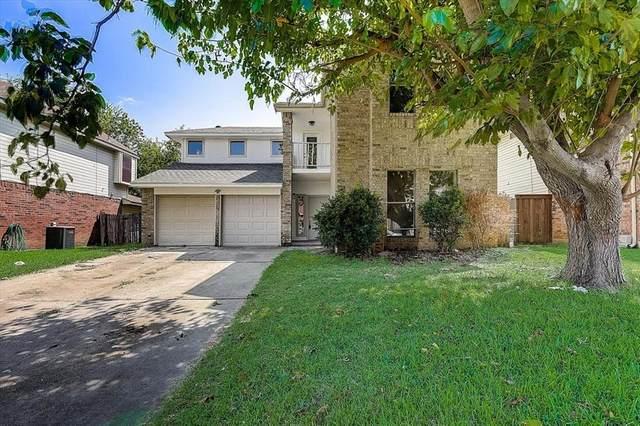 806 Ashmount Lane, Arlington, TX 76017 (MLS #14656581) :: Russell Realty Group