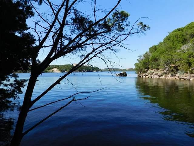 1020 Cliffs Drive, Possum Kingdom Lake, TX 76449 (MLS #14656605) :: Lisa Birdsong Group | Compass
