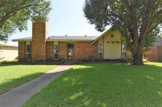 2714 Teakwood Drive, Garland, TX 75044 (MLS #14656606) :: Russell Realty Group