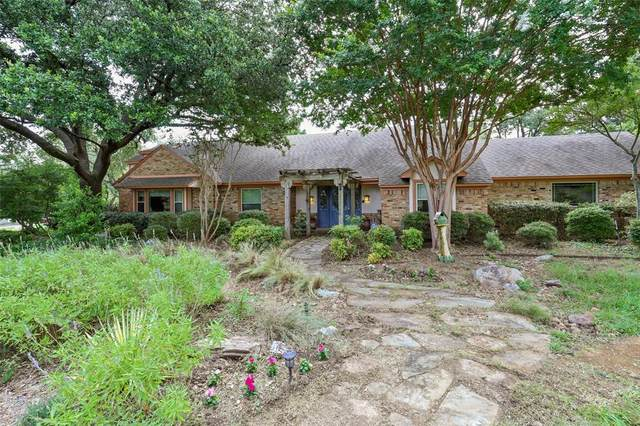 6574 Ridgeview Circle, Dallas, TX 75240 (MLS #14656615) :: The Star Team | Rogers Healy and Associates