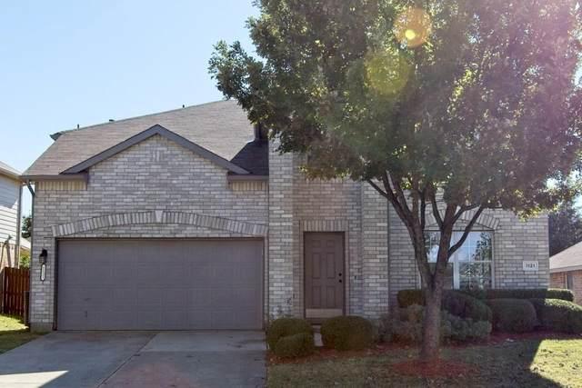 1121 Charlotte Drive, Mckinney, TX 75071 (MLS #14656617) :: Real Estate By Design