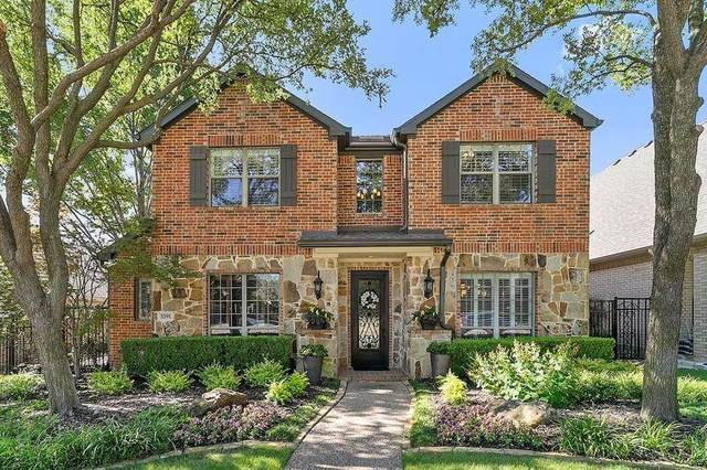 5591 Wendover Drive, Frisco, TX 75034 (MLS #14656625) :: Real Estate By Design