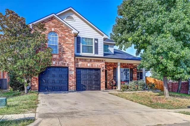 5145 Postwood Drive, Fort Worth, TX 76244 (MLS #14656643) :: Maegan Brest | Keller Williams Realty