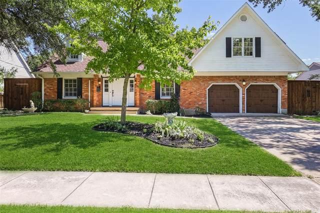 109 Shadywood Lane, Richardson, TX 75080 (MLS #14656658) :: Maegan Brest | Keller Williams Realty