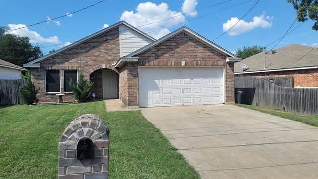 5123 Draper Street, Fort Worth, TX 76105 (MLS #14656659) :: Real Estate By Design