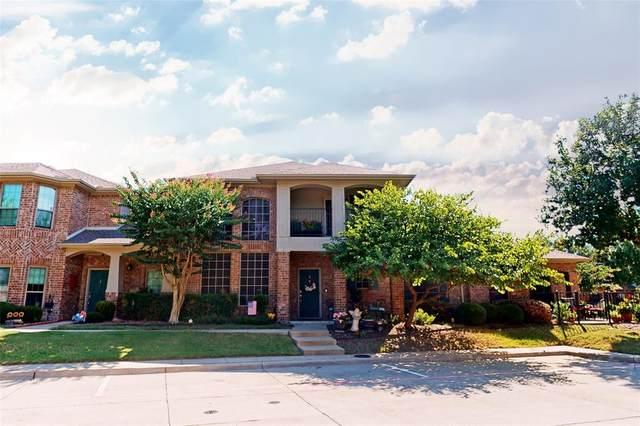 575 S Virginia Hills Drive #702, Mckinney, TX 75072 (MLS #14656679) :: All Cities USA Realty