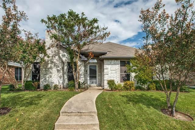 2532 Spring Rain Drive, Mesquite, TX 75181 (MLS #14656733) :: Lisa Birdsong Group | Compass