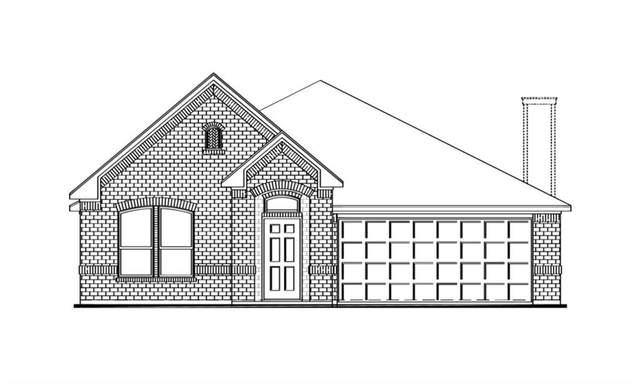 504 Concho Street, Aubrey, TX 76227 (MLS #14656767) :: Real Estate By Design