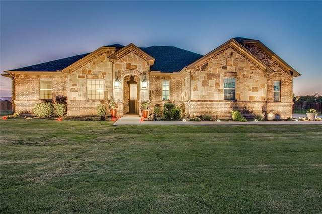 10917 Chriswood Drive, Crowley, TX 76036 (MLS #14656788) :: Craig Properties Group