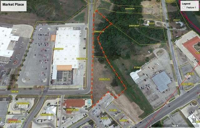 3.55 Ac Market Place Boulevard, Brownwood, TX 76801 (MLS #14656816) :: The Rhodes Team