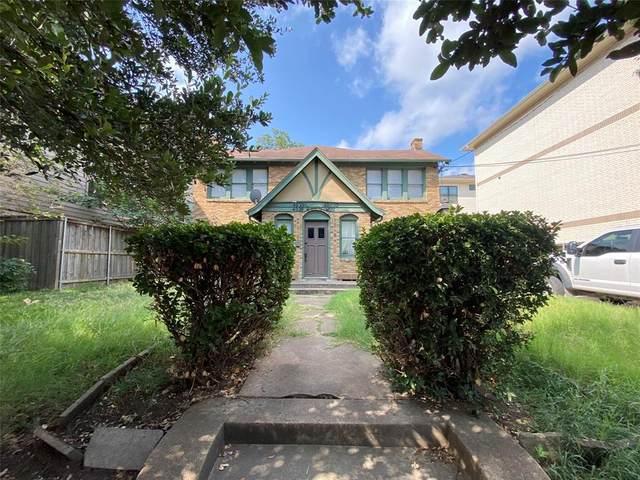 4031 Rawlins Street, Dallas, TX 75219 (#14656861) :: Homes By Lainie Real Estate Group