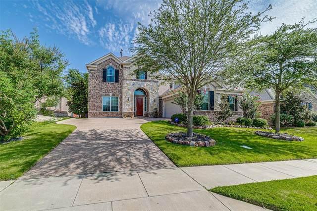 2751 Meadow Ridge Drive, Prosper, TX 75078 (MLS #14656874) :: Real Estate By Design