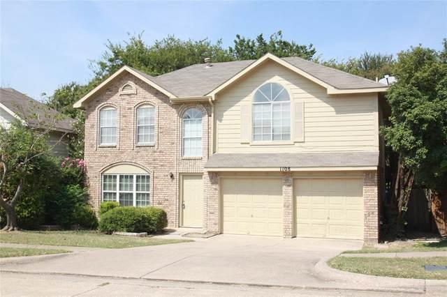 1108 Patrick Court, Cedar Hill, TX 75104 (MLS #14656910) :: Real Estate By Design