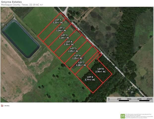 Lot 3 Smyrna Road, Sunset, TX 76270 (MLS #14656916) :: Real Estate By Design