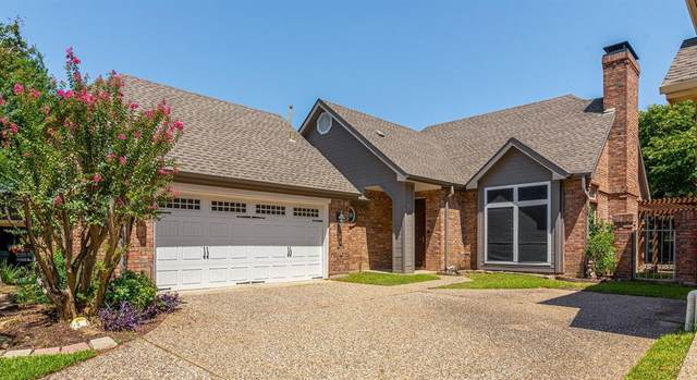 624 Crest Ridge Drive, Irving, TX 75061 (MLS #14656974) :: Craig Properties Group